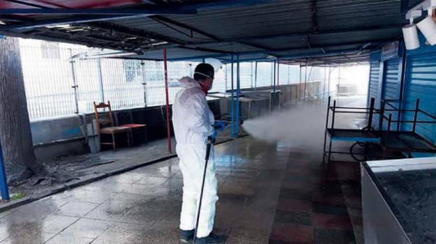 sanificazione ambienti sanigas roma