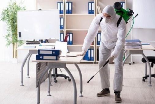 sanificazione uffici case ambienti di lavoro sanigas roma